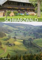 Postkarte SW 2Drittel grün