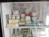 Crème liquide au lait de vache