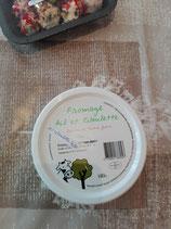 Fromage fouetté ail et ciboulette - lait de vache