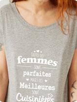 T-shirt pour une cuisiniere