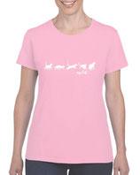 T-shirt les petits chatons
