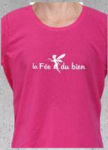 T-shirt avec la fée du bien