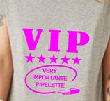T-shirt pour une copine pipelette