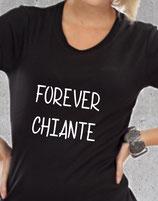 teeshirt forever chiante