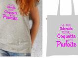 T-shirt et sac pour les femmes parfaites