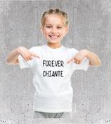 T-shirt fille plutot chiante