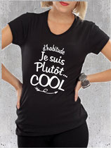 T-shirt soeur cool