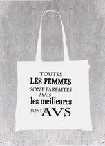 Sac message pour AVS