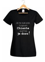 T-shirt pour une amie un peu chiante