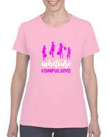 T-shirt femme acheteuse compulsive