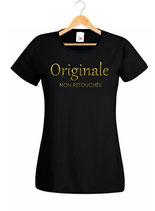 Tee-shirt femme naturelle