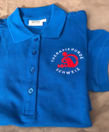 Polo Shirt royalblau
