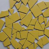 1kg frostfester Fliesenbruch  dunkel gelb K142