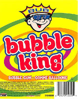 Kaugummi Mix Bubble King