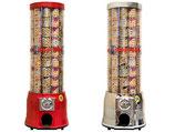 Mini Snack Automat SILBER/verchromt