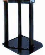 Standfuss für CupCandy-Automat mit 3 Fächern