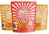 3x 500 g Popcorn Mais mit Geschmack