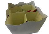 800 Mini-Faltbecher für 0,5 Liter Popcorn