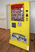 Mr Pop - Popcorn Verkaufsautomat