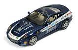 Ferrari 599 Panamericana blau