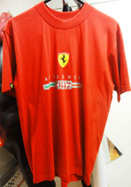 Ferrari T-Shirt Authentic since 1947