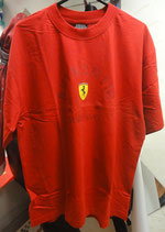 Ferrari T-Shirt Shadow