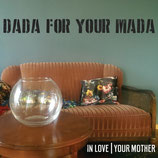 Album - Dada For Your Mada