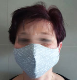 Gesichtsmaske Variante b)