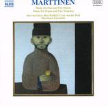 Marttinen, 2 cd, Naxos