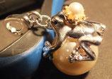 Anhänger Froschkönig auf Perle