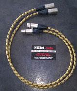 Câbles symétriques stéréo XLR