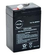 Batería de Plomo 6V