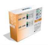 3Dose 1ml Dose Injector - Orange 100, Box 10 pcs