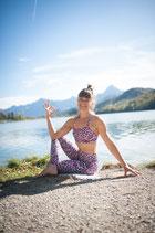 """Yoga to go: """"Bharadvajasana"""" - Die Kunst des Teilens."""