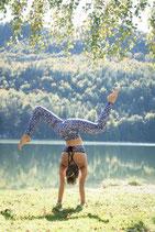 Handstand oder Yoga Private / 60 Minuten 3er Ticket