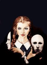 Artprint behind the masks