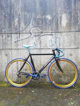 Stadtflitzer - custom bike, Ausstellungsstück
