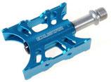 Exustar comfort Pedal blau