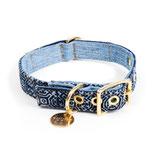 FMA Vintage Denim Halsband