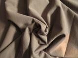 Sweat Shirt in beige taupe  80 % Baumwolle / 20 % Polyester Breite 160 cm