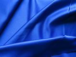 Satin in königsblau 100 % Polyester  Breite 150 cm