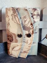 portemonnaie GENIUS_beige mint floral