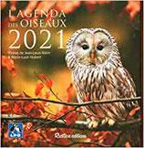 Agenda des Oiseaux 2021 - Rustica