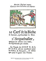 "Rôti-Cochon ""Le Cerf et la Biche"""