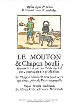 """Rôti-Cochon """"Le Mouton et Chapon"""""""