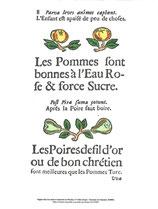 """Rôti-Cochon """"Les Pommes les Poires"""""""