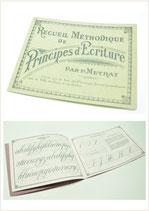Recueil méthodique de principes d'écriture