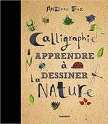 Calligraphie Apprendre à Dessiner la Nature