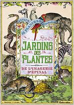 Epinal Jardin des Plantes - l'imagerie Histoire Naturelle.