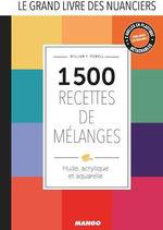 1500 recettes de mélanges